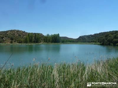 Lagunas de Ruidera; senderismo organizado viajes senderismo madrid agencias de senderismo